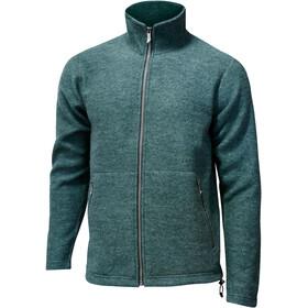 Ivanhoe of Sweden Bruno Full Zip Jacket Men Silver Pine